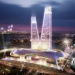 Complexe casinos EuroVegas de Madrid.