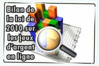 Bilan de l'ouverture des jeux d\'argent en ligne depuis la loi en France.