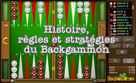 strategie backgammon