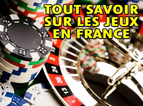 Jeux d'argent en ligne en France : tout savoir !