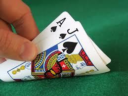 Edward Oakley Thorp et le blackjack.