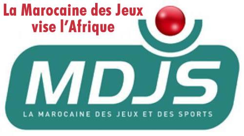 La Marocaine des Jeux et des sports vise l'Afrique.