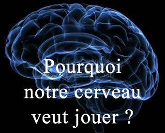 Pourquoi notre cerveau veut jouer ?