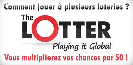 The Lotter, un site spécialisé sur les loteries du monde.