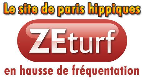 Zeturf, le site de paris hippiques en hausse de fréquentation.