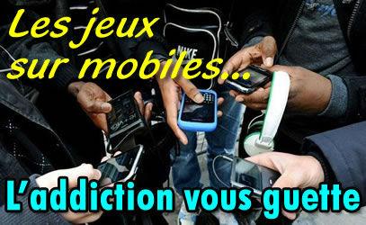 Les jeux freemium sur mobiles, l'addiction vous guette.