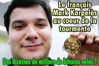 Bitcoins, Mark Karpèles et sa société Mt Gox dans la tourmente.