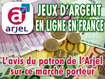 Charles Coppolani (Arjel) décrypte le marché des jeux d'argent en France.