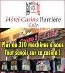 Casino Barrière de Lille: un paquebot de divertissements.