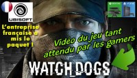 Watch Dogs, le jeu d\'Ubisoft tant attendu par les gamers.