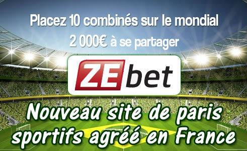 ZEbet, site de paris sportifs de ZEturf, notre avis.