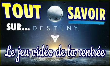 Tout savoir sur « Destiny », le jeu vidéo de la rentrée 2014.
