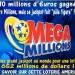 Mega Millions Loterie.