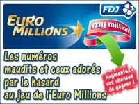 probabilité de gains à l'Euro Millions