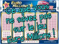 Euro Millions, 10 chiffres à savoir sur cette loterie.