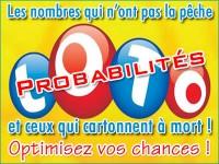 Probabilités Loto: les nombres qui sortent le plus souvent.