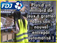 La Française des jeux automatise la vente de ses jeux de grattage.