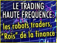 Trading haute fréquence et les robots traders