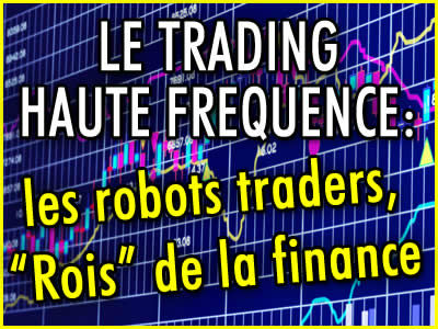 Salle des traders d'options binaires