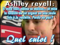 Ashley Revell vend tout et mise la totalité de cet argent à la roulette