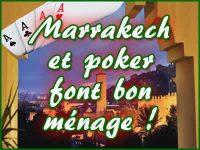 Poker à Marrakech: la ville rouge fait le plein !