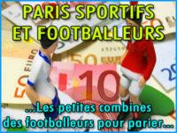 Footballeurs: soupçons de fraude dans les paris sportifs