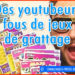 Jeux de grattage YouTube, les challenges à gratter.