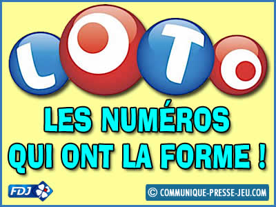 Statistiques Loto : les nombres qui sortent le plus souvent.