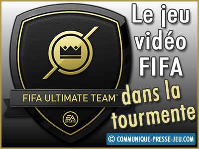 Fifa Ultimate Team d'Electronic Arts, un jeu dans la tourmente ?