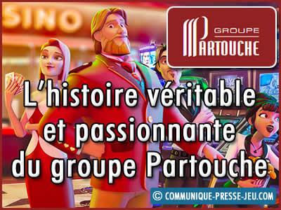 Groupe Partouche, une histoire véritable et passionnante !