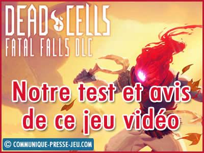 Dead Cells Fatal Falls, notre test et avis sur ce jeu vidéo.