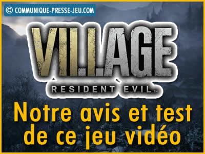 Resident Evil Village, notre test et avis sur ce jeu vidéo.