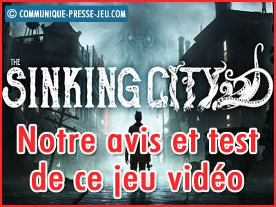 The Sinking City, notre test et avis sur ce jeu vidéo d'enquêtes.