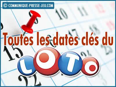 Loto, quelles sont les dates clés de cette loterie de la FDJ ?